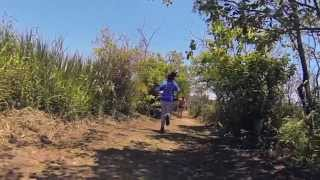 Trekking with GoPro on Copa North Brasil