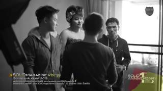 Making of SOLID Magazine vol 6. When back offic... Thumbnail