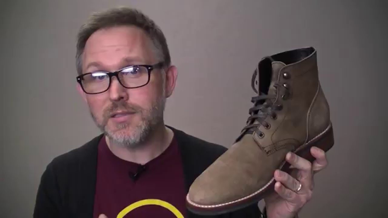 Thursday Boot Company President Boot Review Youtube