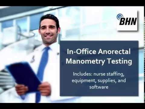 Anorectal Manometry Testing Video
