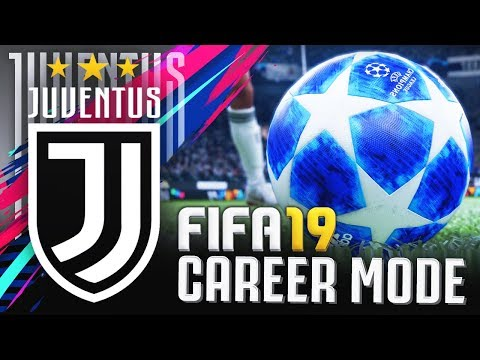 FIFA 19 JUVENTUS CAREER MODE - FIRST CHAMPIONS LEAGUE GAME! #3