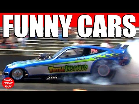 2014 Great Lakes Nostalgia Funny Car Circuit Nationals Nostalgia Classic Drag Racing Videos