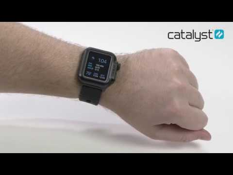 meet cae6c 090b9 How to Install your Waterproof [Apple Watch] Case | Catalyst