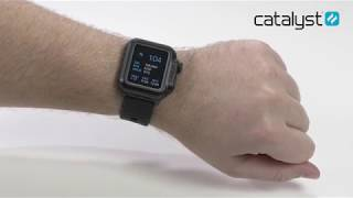 How to Install your Waterproof [Apple Watch] Case | Catalyst