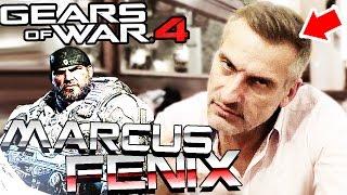 GEARS OF WAR 4 - ENTREVISTA FUMADA A SEBASTIÁN LLAPUR | MARCUS FENIX