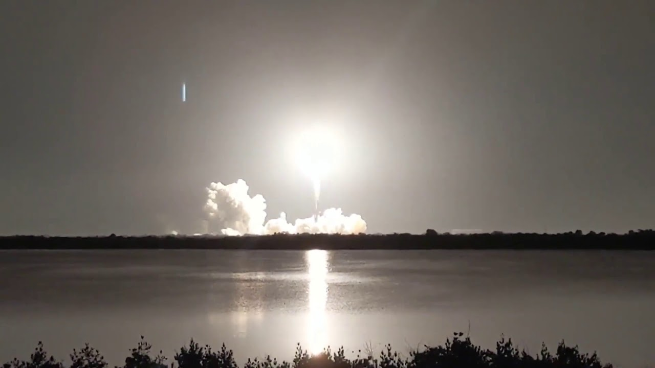 Preview image for Blastoff! Michigan Tech's Oculus-ASR Satellite Launches at Cape Canaveral video