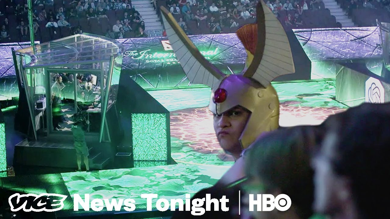 This Robot Is Beating The World's Best Video Gamers (HBO)