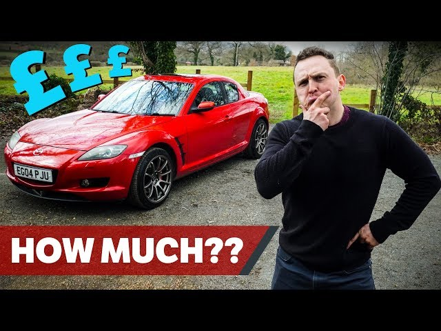 3 Important Lessons Ive Learnt About The Mazda RX-8 (And Selling Felix!)