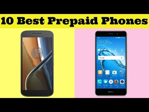 Best Prepaid Cell Phones: Top 10 Best Prepaid Phones Of 2020!
