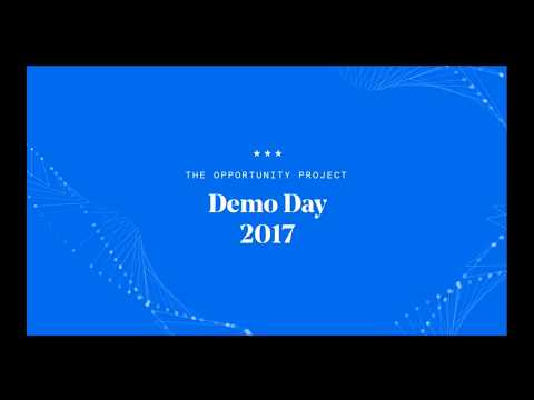 Opportunity Project Demo Day