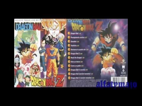 Dragon Ball - Dragon Ball Z - Disco Completo Latino