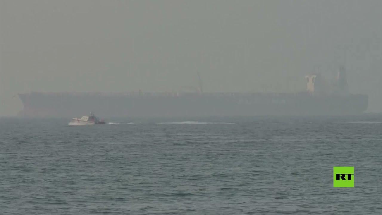 ناقلة تتعرض لهجوم قبالة سواحل عمان وترسو في ميناء الفجيرة الإماراتي  - نشر قبل 5 ساعة