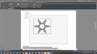 Создание 3D модели из 2D чертежа в Autodesk Inventor
