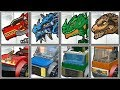 Lego Juniors Create Cruise + Dino Robot Corps | Show Me Games