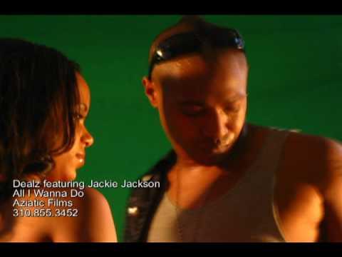 Dealz featuring Jackie Jackson. Aziatic exclusive!