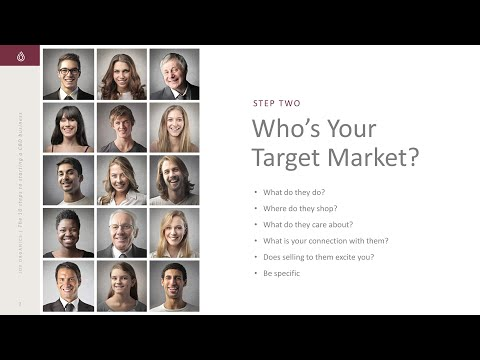 10 Steps To Start A CBD Business (2/10): Who's Your Target Market?