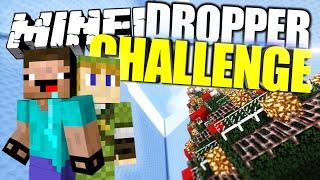 Minecraft CHALLENGE - TALLCRAFT DROPPER [1]