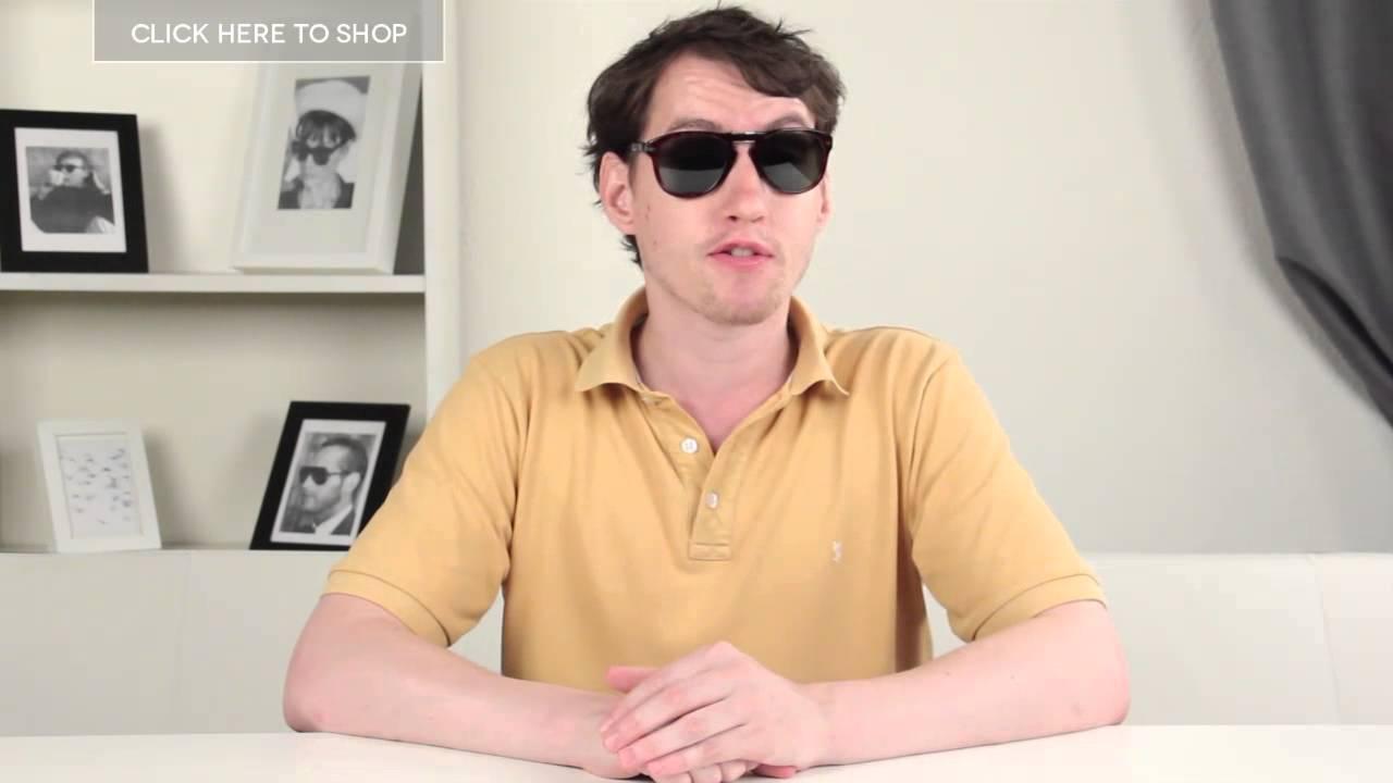 b80088ba885 Persol PO0714 Folding Sunglasses Review