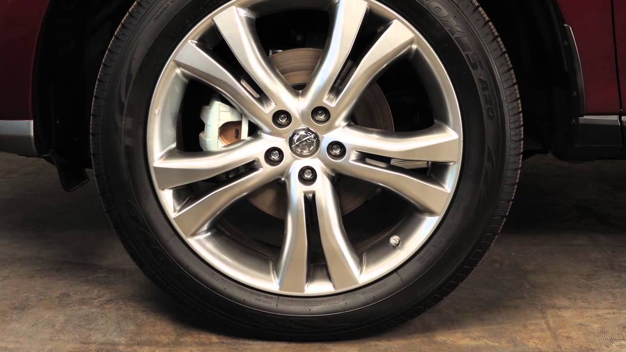 2013 Nissan Murano Tire Pressure Monitoring System Tpms Youtube