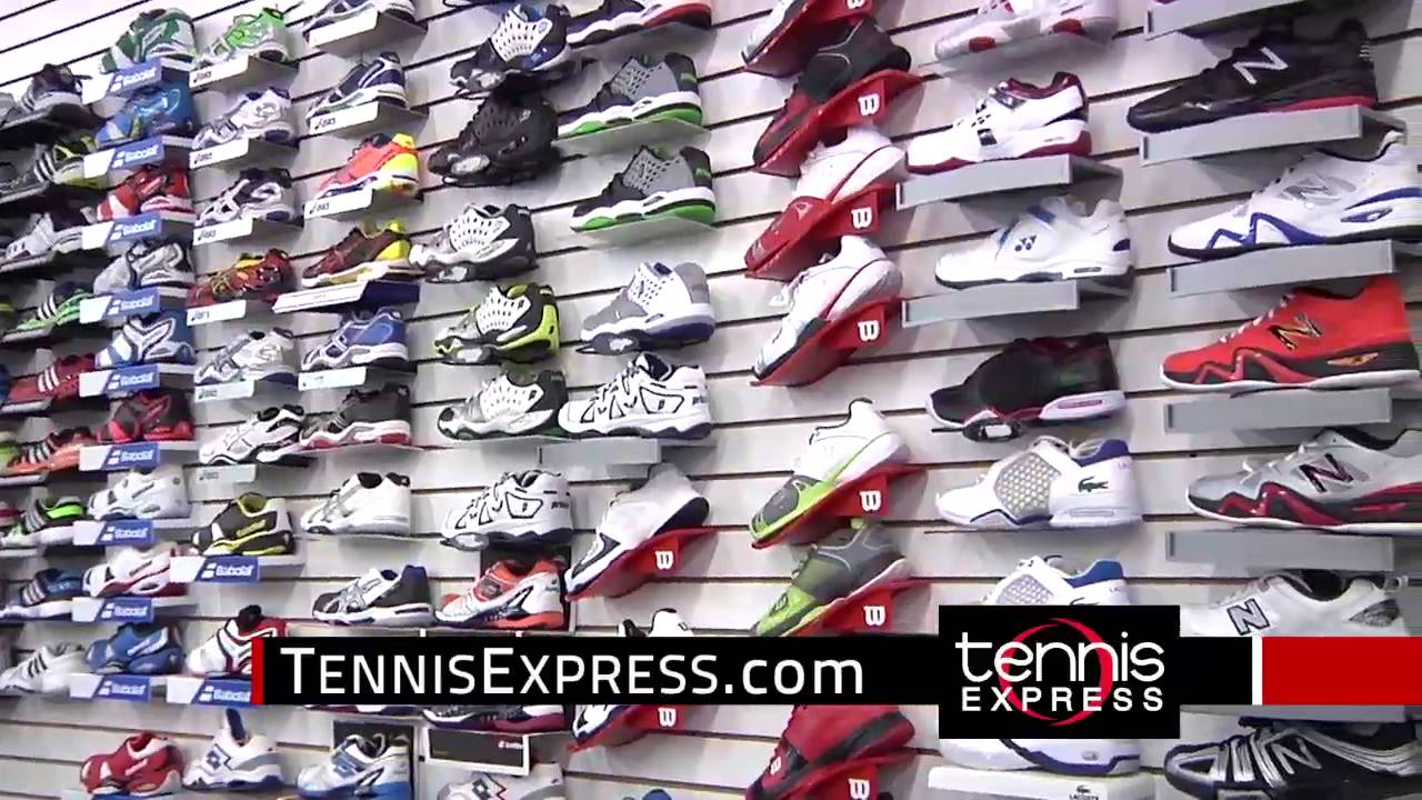 Spring 2015 Tennis Shoe Commercial 30 Sec Tennis Express Youtube