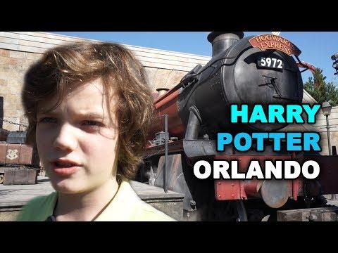 Гарри Поттер и Побег из Гринготтса Аттракционы Парк Развлечений Universal Studios Orlando Florida