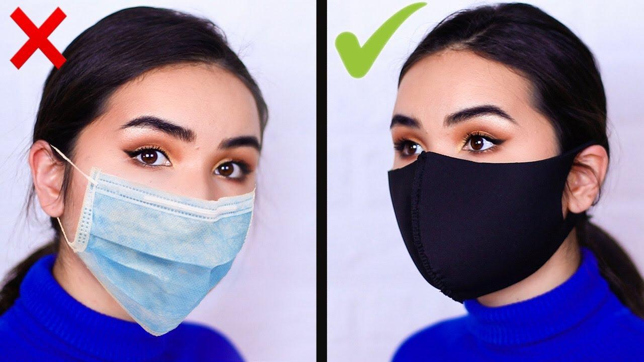 Как да си направиш бюджетна маска за 5 минути! Просто и лесно!