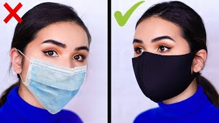 маска  за 5 минут своими руками/ DIY Mask in 5 minutes. ХоббиМаркет
