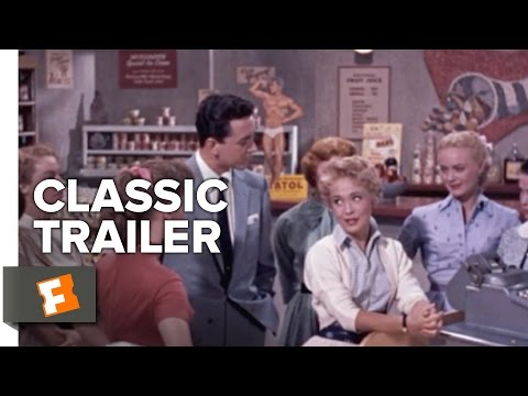 Athena (1954) - Official Trailer - Jane Powell, Debbie Reynolds Movie HD
