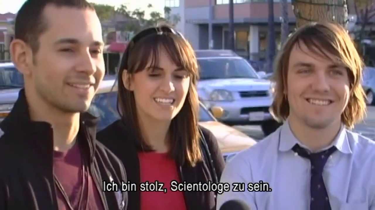 Was Scientologen über Scientology sagen - YouTube