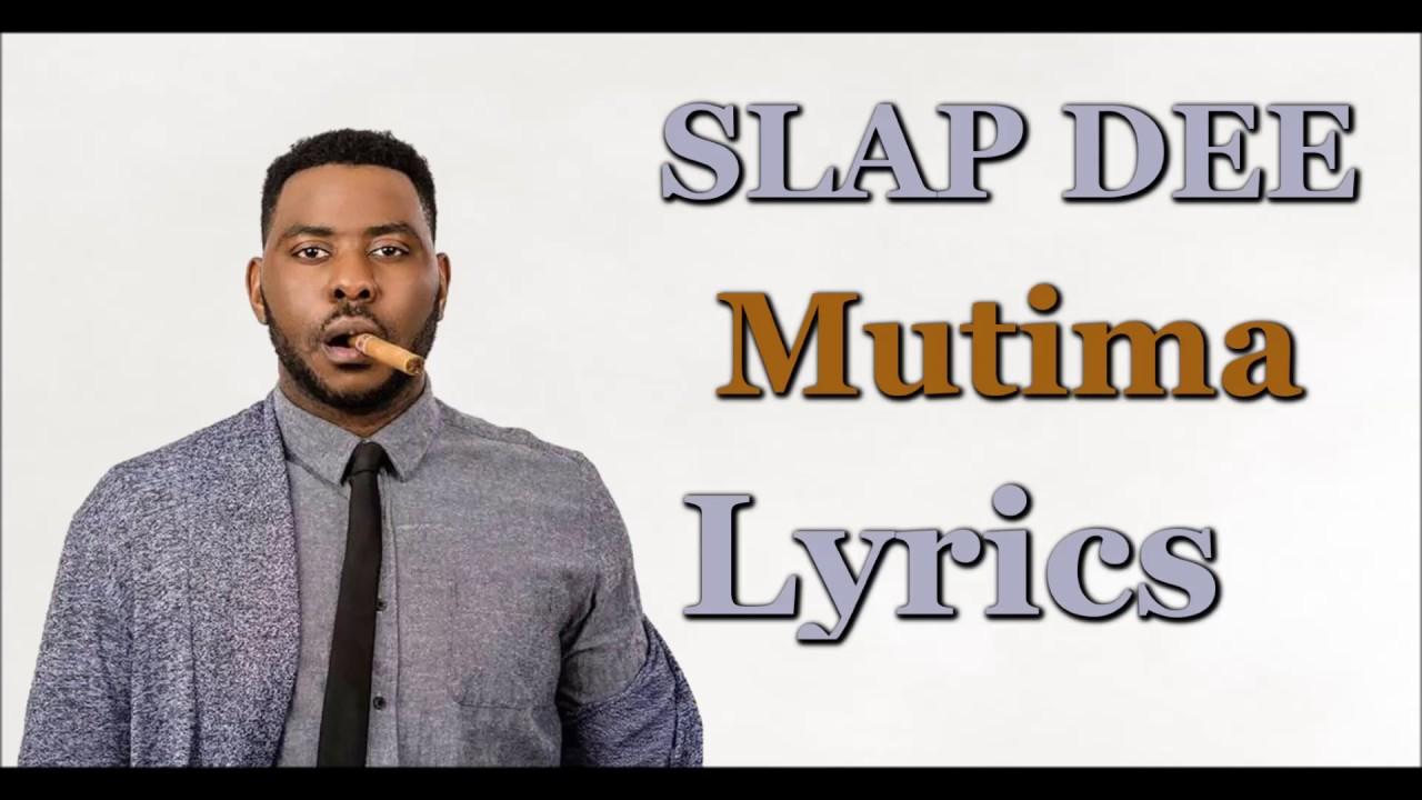Slap Dee Mutima Feat Daev Lyrics Zambian Music Youtube