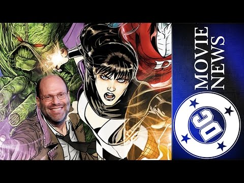 NYCC Wrapup, Scott Rudin pushes Justice League Dark - DC Movie News Episode #46 (October 15th, 2015)