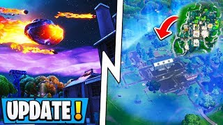 "*NEW* Fortnite Update! | ""Tilted Town"" Leaked Gameplay, Meteor is Moving, Champion Series!"