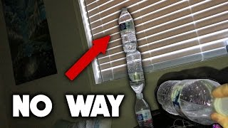 Repeat youtube video TOP 100 LUCKIEST WATER BOTTLE FLIPS EVER ( Insane Trick Shots )