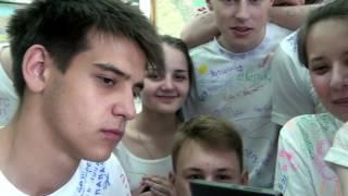 """Школьный клип на песню """"Ангелы не спят"""""""