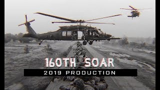 "160th SOAR 2019 ""Night Stalkers Don't Quit"""