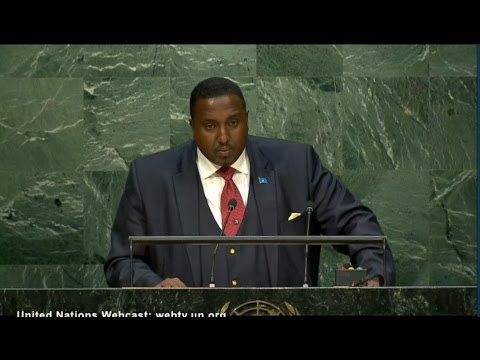 Statement by  Amb Awale  Kullane Fourth Committee