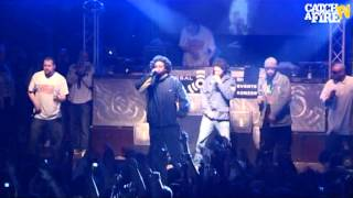 Afrob, Max Herre, Samy Deluxe... - Reimemonster live @ Catch A Fire in Lahr | 2008