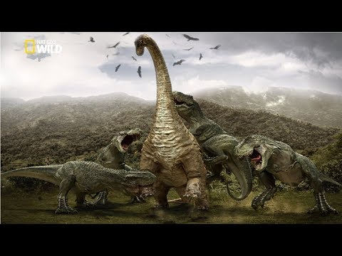 National geographic - Dinosaur Documentary - New Documentary HD 2018