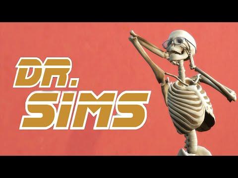 QUE SE PASSE-T-IL SI ON CLONE UN SQUELETTE OU UN VÉGÉSIM ? - Dr. Sims #1