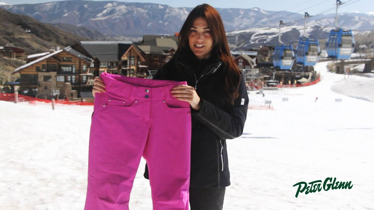 2015 womens ski reviews - 2015 Descente Women S Selene Pant Review By Peter Glenn