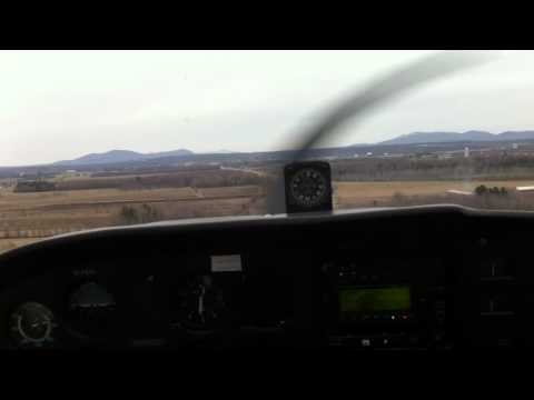 **EMERGENCY LANDING ON HIGHWAY** INBOARD CAM VIEW ... Original Video