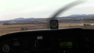 **EMERGENCY LANDING ON HIGHWAY** INBOARD CAM VIEW ... Original Video