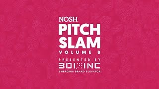 NOSH Pitch Slam Vol. 8 - Winner Announcement & Interview