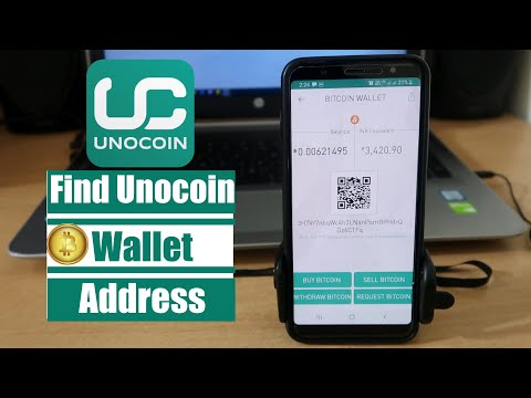 How To Find Unocoin Wallet Address