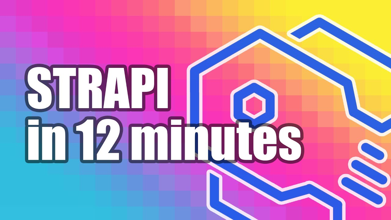 Learn Strapi in 12 minutes 🚀