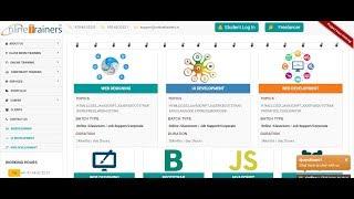 Angular 2X + Typescript Session-5 [ Angular4 Forms] -Telugu Onlinetrainers