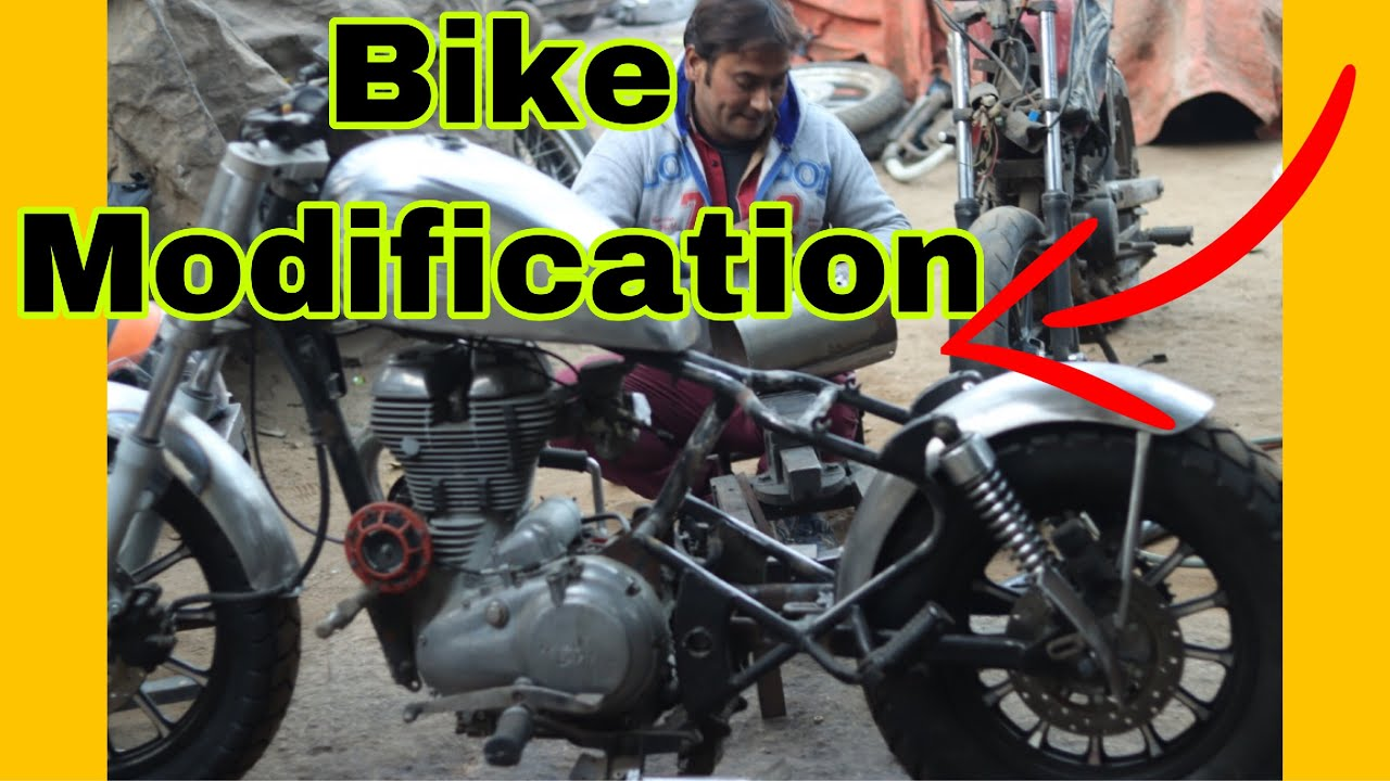 Bike Modification tips, time and cost | Bittoo Bike Modification 2019 |  Bike Modification in India