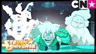 Steven Universe | Halloween: Scariest Moments | Gem Hand Cluster, Jasper Goes Mad  | Cartoon Network