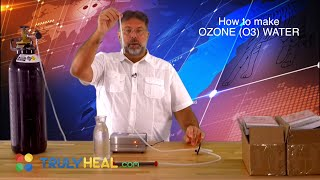 How to make ozone (O3) water at home - OZONE@HOME. Let's learn how ...