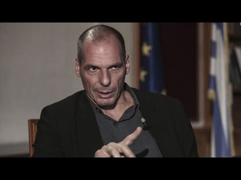 We'll Do Everything to Stay in Euro Zone: Varoufakis